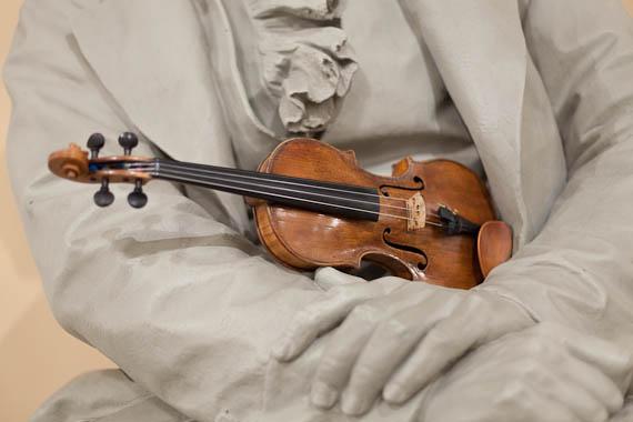 Beethoven und Violine